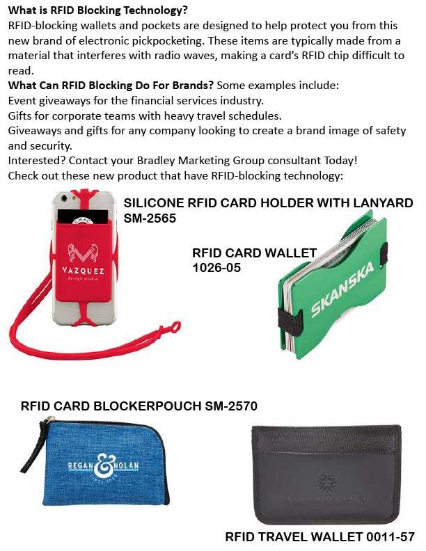 What is RFID Blocking – Bradley Marketing Solutions
